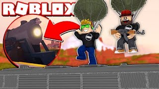 ROBBING NEUE TRAIN in ROBLOX JAILBREAK FÜR TONS OF CASH!!!