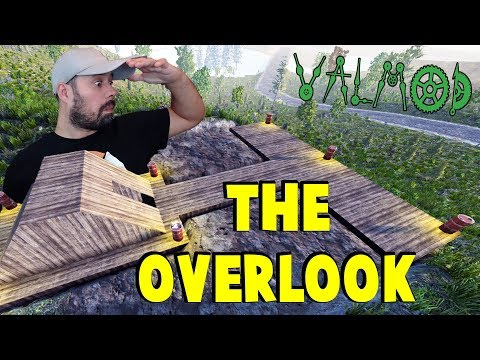 The Overlook | 7 Days To Die Valmod | S7...