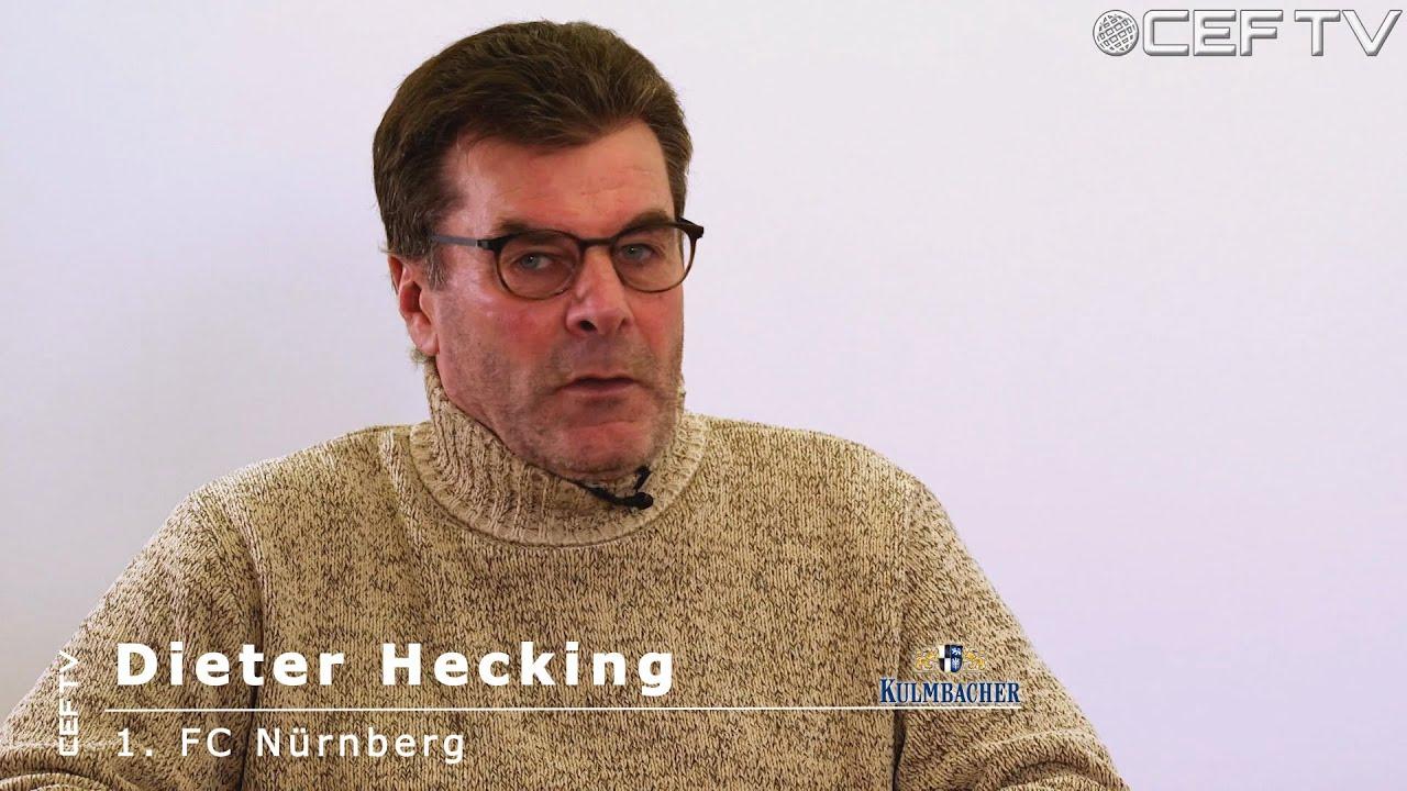 Download Dieter Hecking Sportvorstand FCN über den Club, Hanno Behrens den HSV und Ziele des 1. FC Nürnberg
