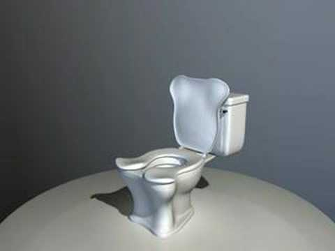 Toilet Design new three way toilet design: form and function - youtube