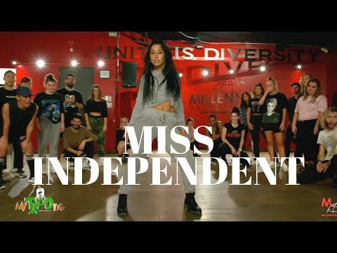 Miss Independent - @Neyo Dance Video | Dana Alexa Choreography