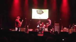 Waves of Fear, performed by the Fauntleroys, SXSW 2014 Lou Reed tribute