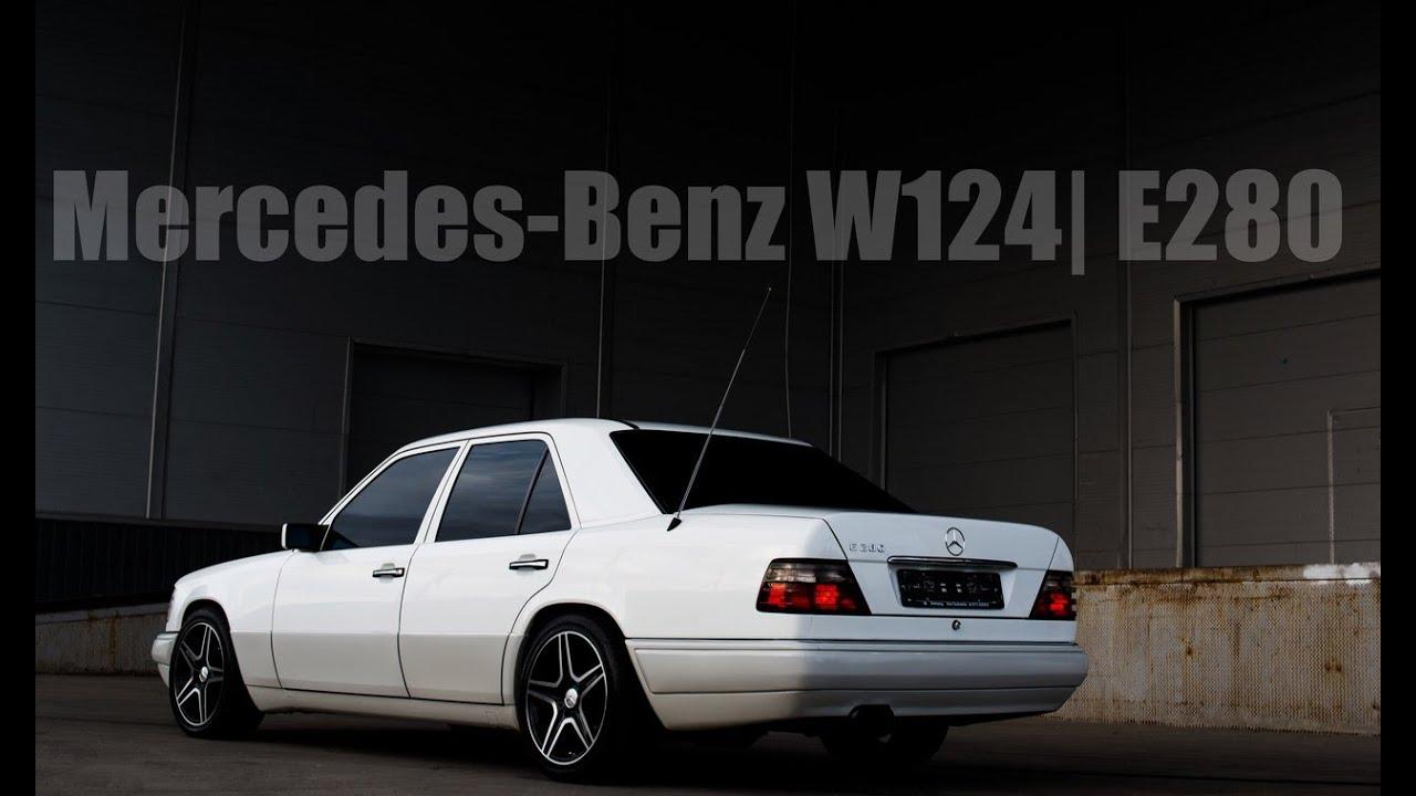 mercedes benz w124 e280 youtube. Black Bedroom Furniture Sets. Home Design Ideas