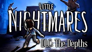 Little Nightmares: Secrets of the Maw DLC | GRANNY & THE DEPTHS | 2017 Game Playthrough Let