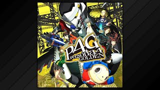 Persona 4 Golden Soundtrack (2008, 2012)