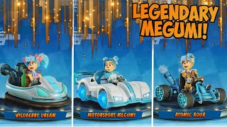 In this video I play some Crash Team Racing Nitro Fueled online races. in this series I showcase all the legendary skins on the game. Today I feature Megumi ...