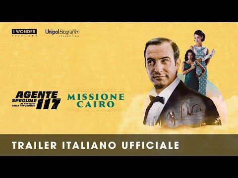 Agente Speciale 117 al servizio della Repubblica - MISSIONE CAIRO | Trailer Italiano Ufficiale HD
