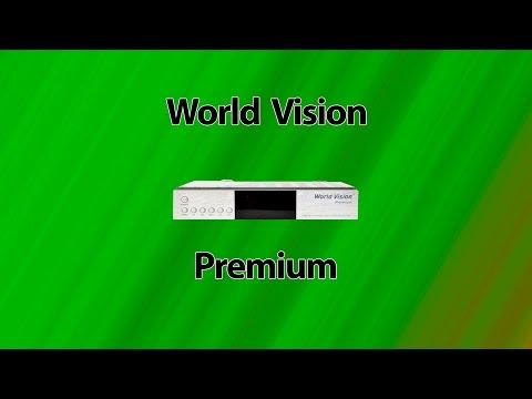Т2 тюнер World Vision Premium + Youtube service + WebTV