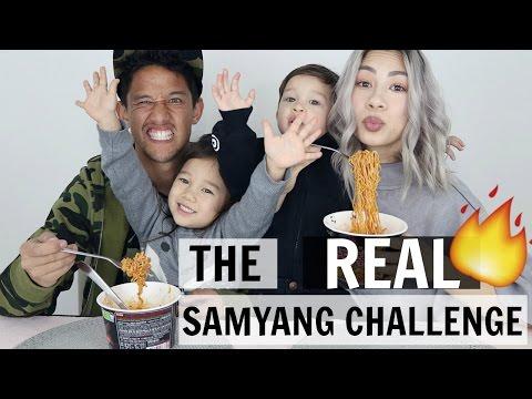 THE REAL SAMYANG CHALLENGE   #teamBachdim   bahasa Indonesia !!!