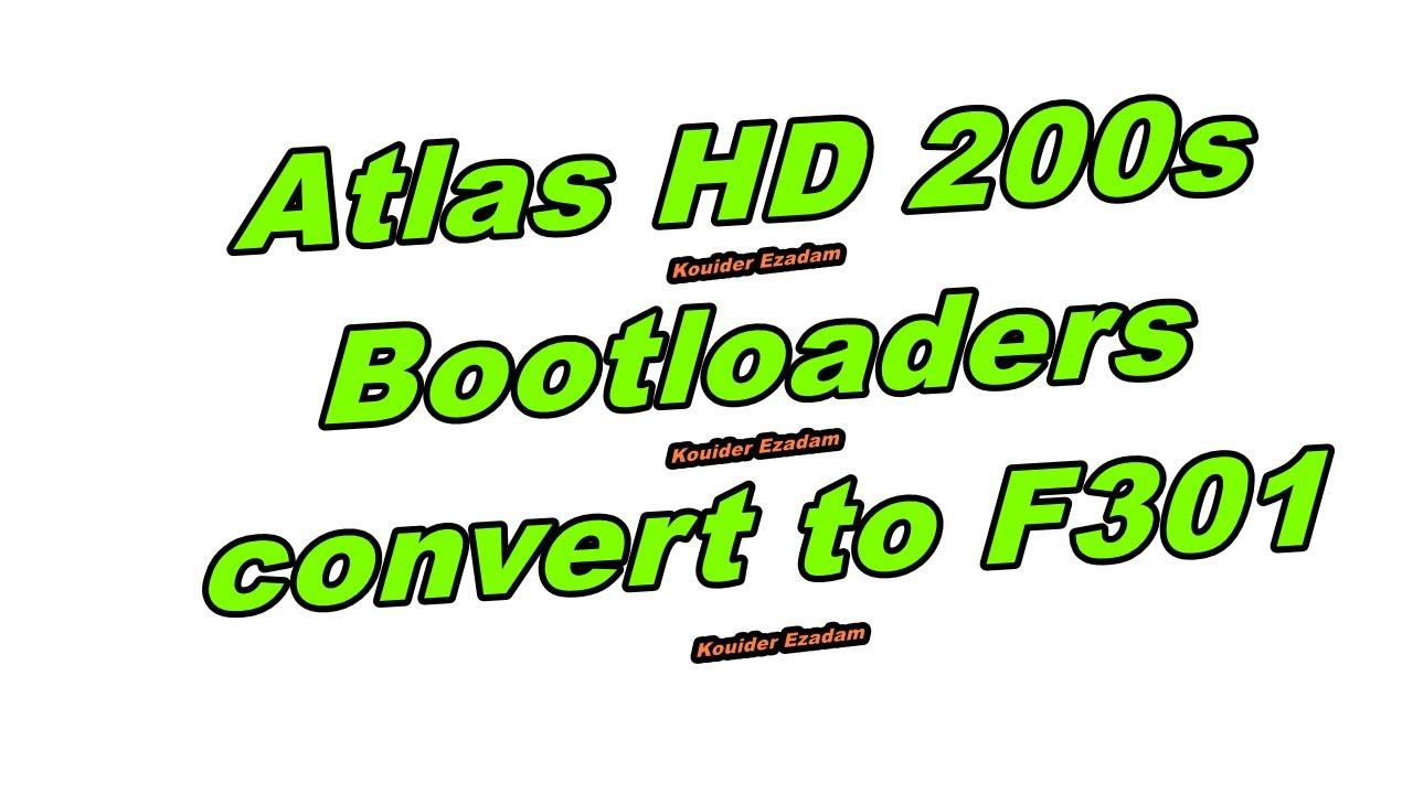 F304 GRATUIT BOOT TÉLÉCHARGER ATLAS