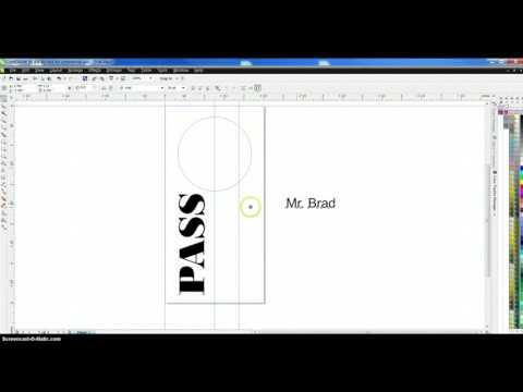 Universal Laser Quick Start Tutorial With Corel Draw Doovi