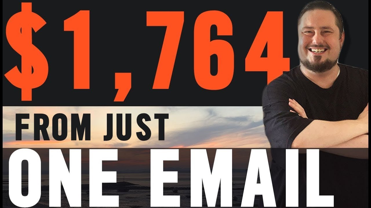 Email Marketing Secrets Made 4-Figure ROI from a Single Email