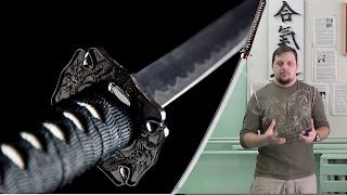 История и обзор Японского меча КАТАНА  [Knife Story]