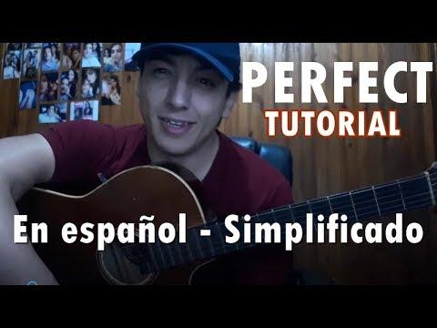 Tutorial Simplificado: PERFECT - Kevin & Karla 'en Español' (Ed Sheeran)