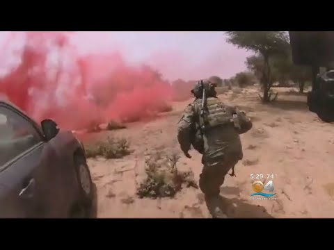 ISIS Releases Graphic Video Of Niger Ambush Of US Soldiers