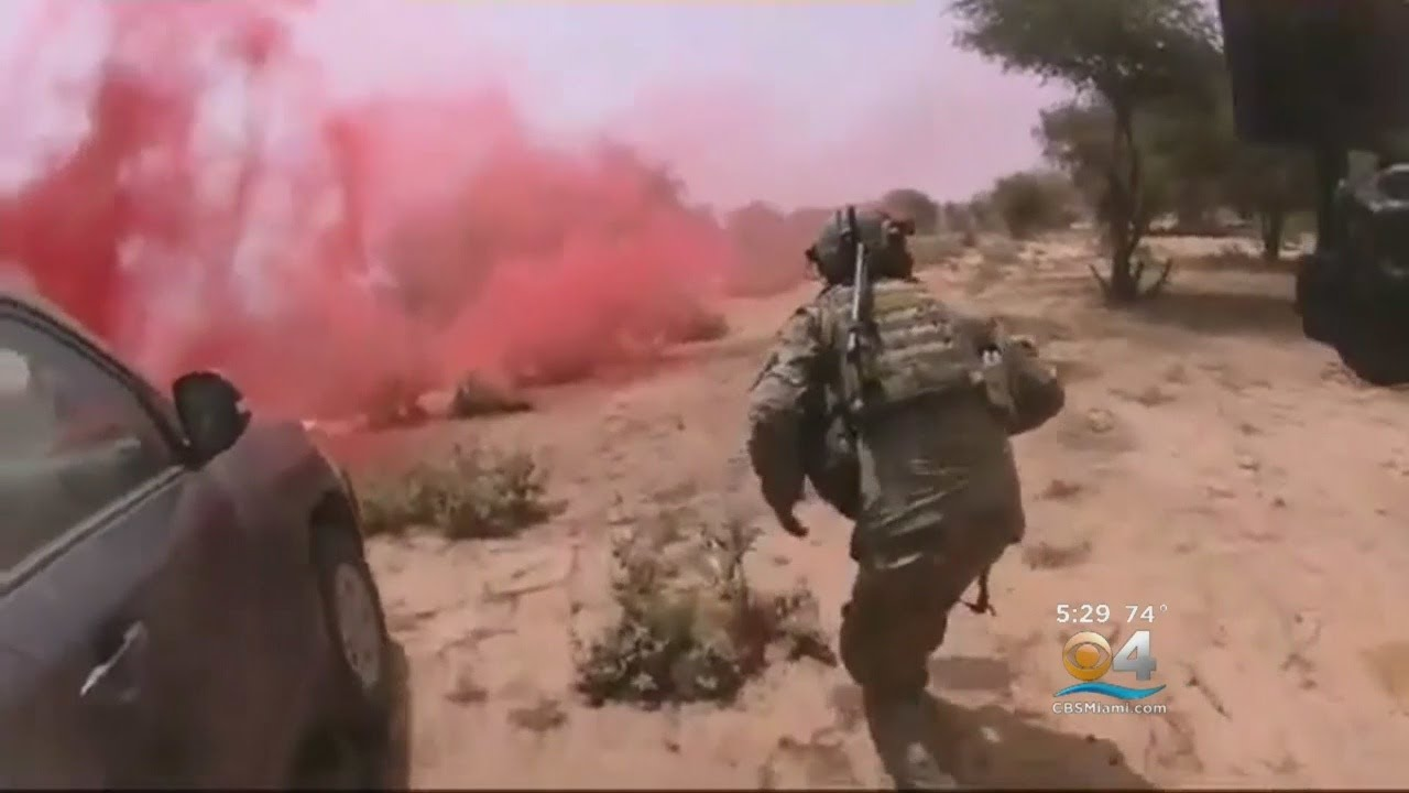 ISIS Releases Graphic Video Of Niger Ambush Of US Soldiers - YouTube