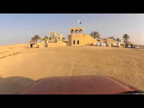 Desert Driving - Zekreet, Qatar (April 2016)