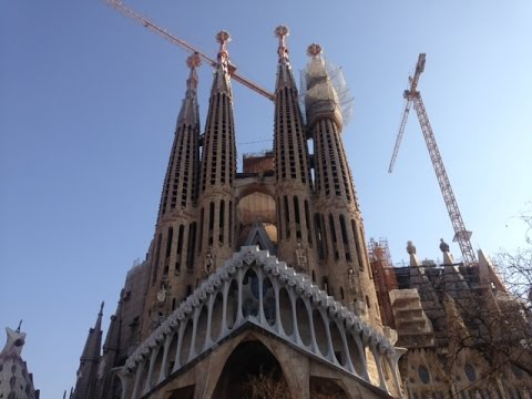 SAGRADA FAMILIA BARCELONA AUDIO GUIDE