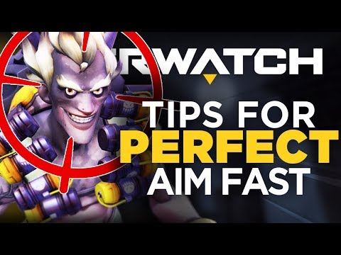 How to Find The Best Sensitivity for You - Overwatch Guide
