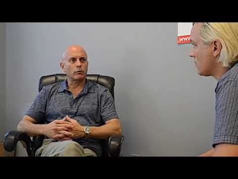 Tim Canova sits with Don Ford for a post election interview. Sept 5th.