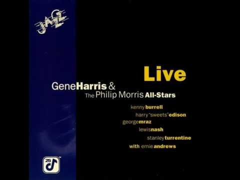 Gene Harris & The Philip Morris All Stars, feat  Ernie Andrews _ Collage in Blue [1998]