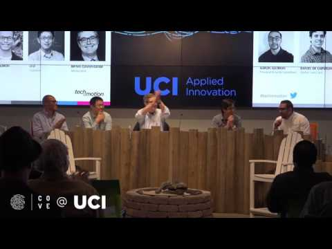 Tech Panel: Cyber Security | UCI Applied Innovation - Thu, Feb 23, 2017.