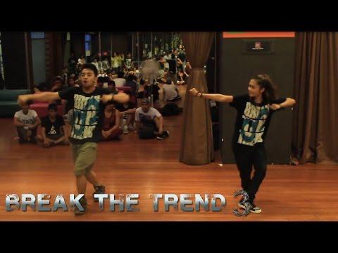 Break The Trend 3: Japox Baturiano & Caryll Abella | Ball By T.I. Ft. Lil Wayne
