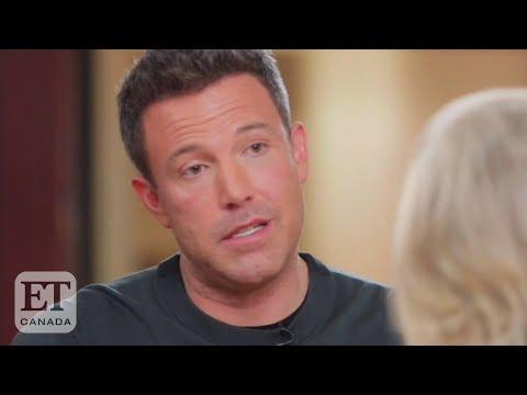 Ben Affleck Talks About His Divorce In Emotional