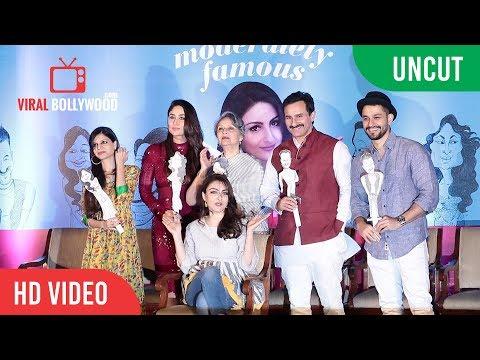 UNCUT - Sohali Ali Khan Book Launch The Perils of Being Moderately Famous | Saif, Kareena, Sharmila thumbnail