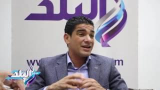 إبراهيم نورالدين: قادر على حماية نفسي وجيلي لم يتأثر بالنقد