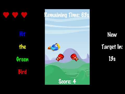 Flappy Fit Boxing (Fun Boxing Game using your SmartWatch - Download for free now on GooglePlay)