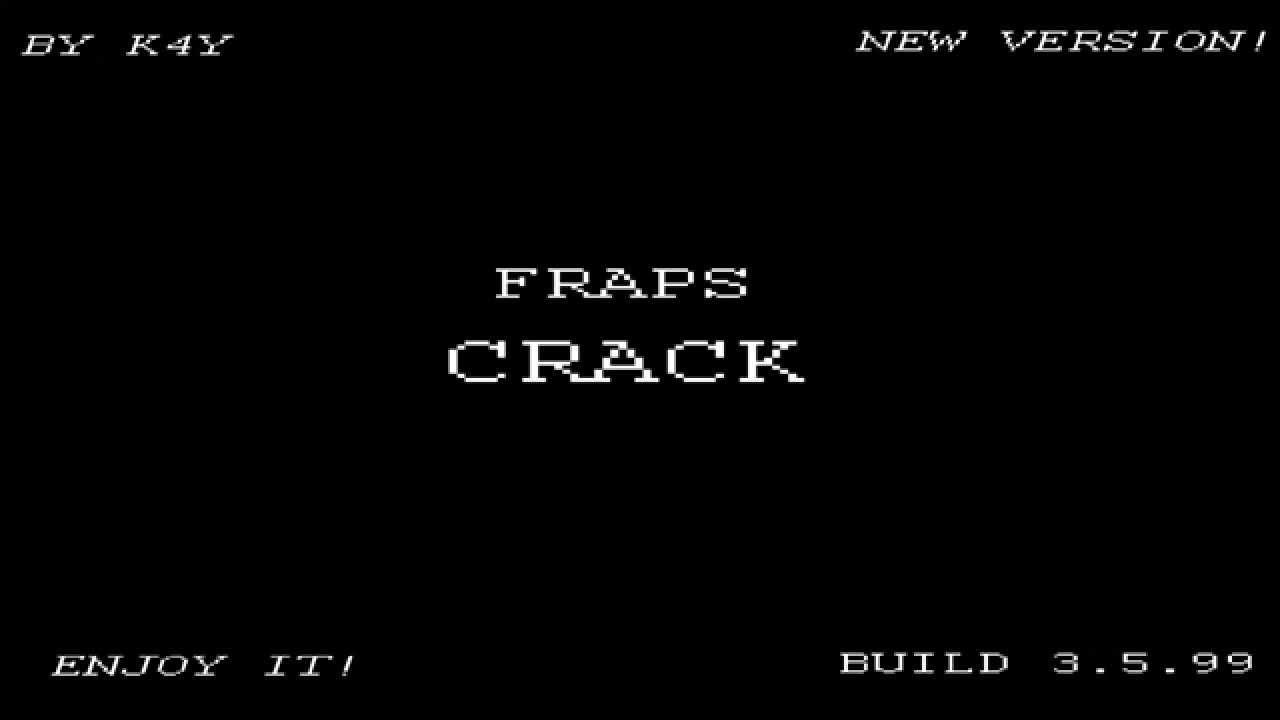 crack fraps 3 5 99