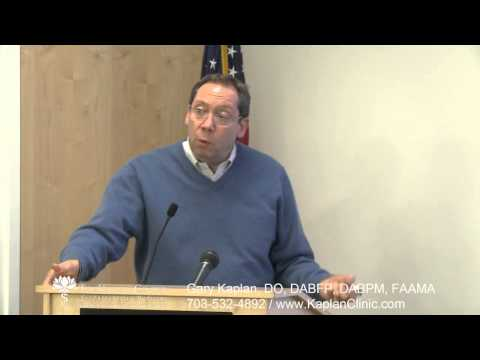 Total Recovery Lecture Series: Getting Older & Learning Not To Hate It, Part 1 of 3