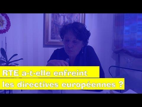 Michèle Rivasi et la justice européeene