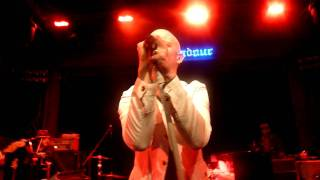 The Fray- Turn Me On- Troubadour 2/11/12