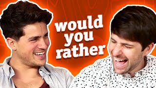 WOULD YOU RATHER?!