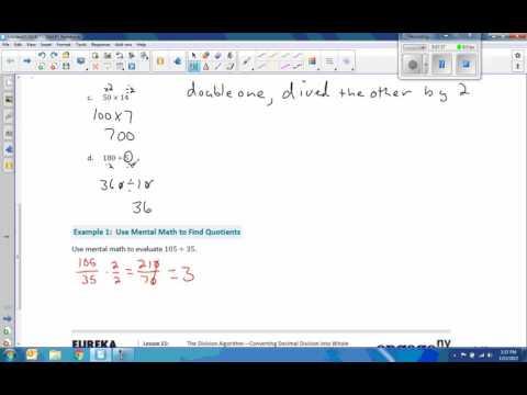 Math 6 Module 2 Lesson 15 Video