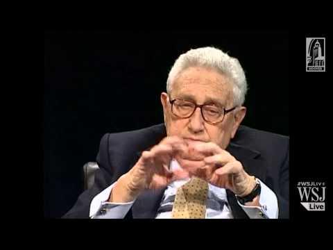 Crisis Management: Kissinger, McNamara, and Rice