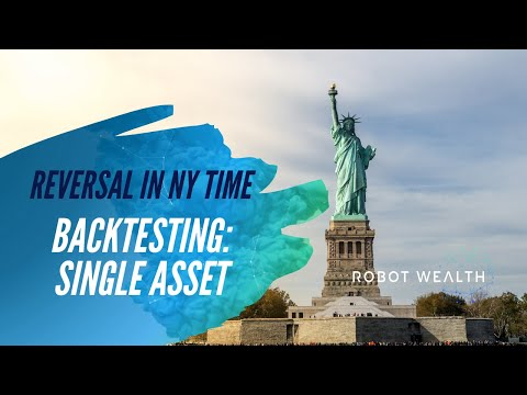 Reversal in NY Time - The Simplest Thing on a Single Assetиз YouTube · Длительность: 3 мин2 с