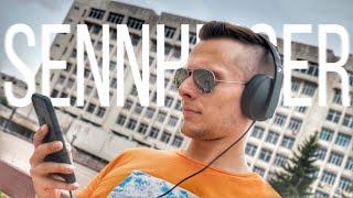 Sennheiser HD 300 | Обзор самых обычных наушников