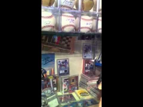 Michael Green Piggybacker Baseball Card Room