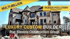 Ron Stevens Construction Group - Custom Home Builder Charlotte NC