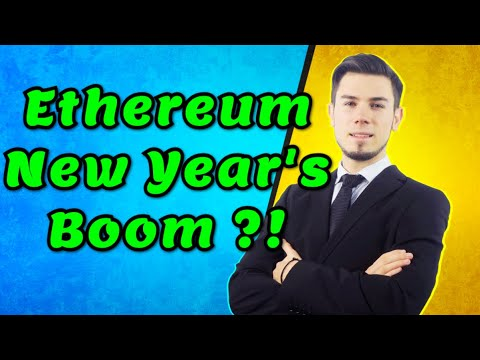 Ethereum New Year's 2020 Boom!