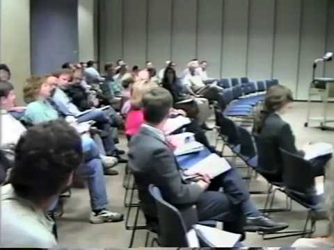 1997 workshop on the Endangered Species Act (ESA) in Washington State