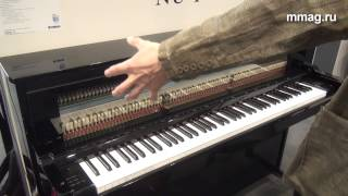 mmag.ru: Musikmesse 2015 - Yamaha NU 1 - цифровое фортепиано, пианино hybrid