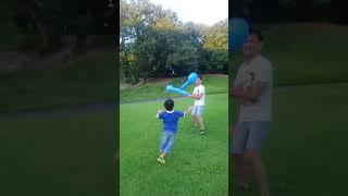 公園でキャッチ!