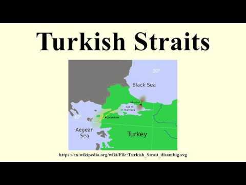 Turkish Straits