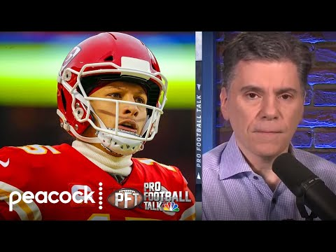 Brett Favre believes Patrick Mahomes concussion is test for NFL | Pro Football Talk | NBC Sports