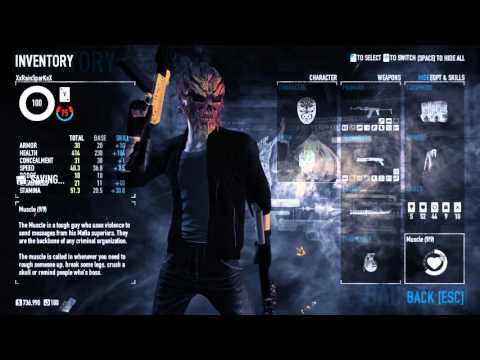Build | Payday 2 | Enforcer Technician Tanker
