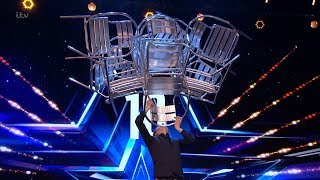 Britain's Got Talent 2019 Jay Rawlings Guinness World Records Attempt Full Audition S13E05